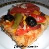 Tepside Karışık Pizza Tarifi
