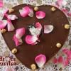 Çikolatalı İrmikli Sütlü Tatlı