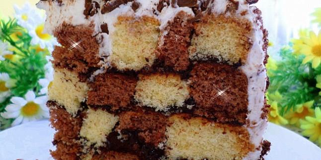 Dama Pasta (Hazır Pasta Keki)