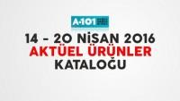 A101 14 Nisan 2016 Aktüel Ürünler Belli Oldu