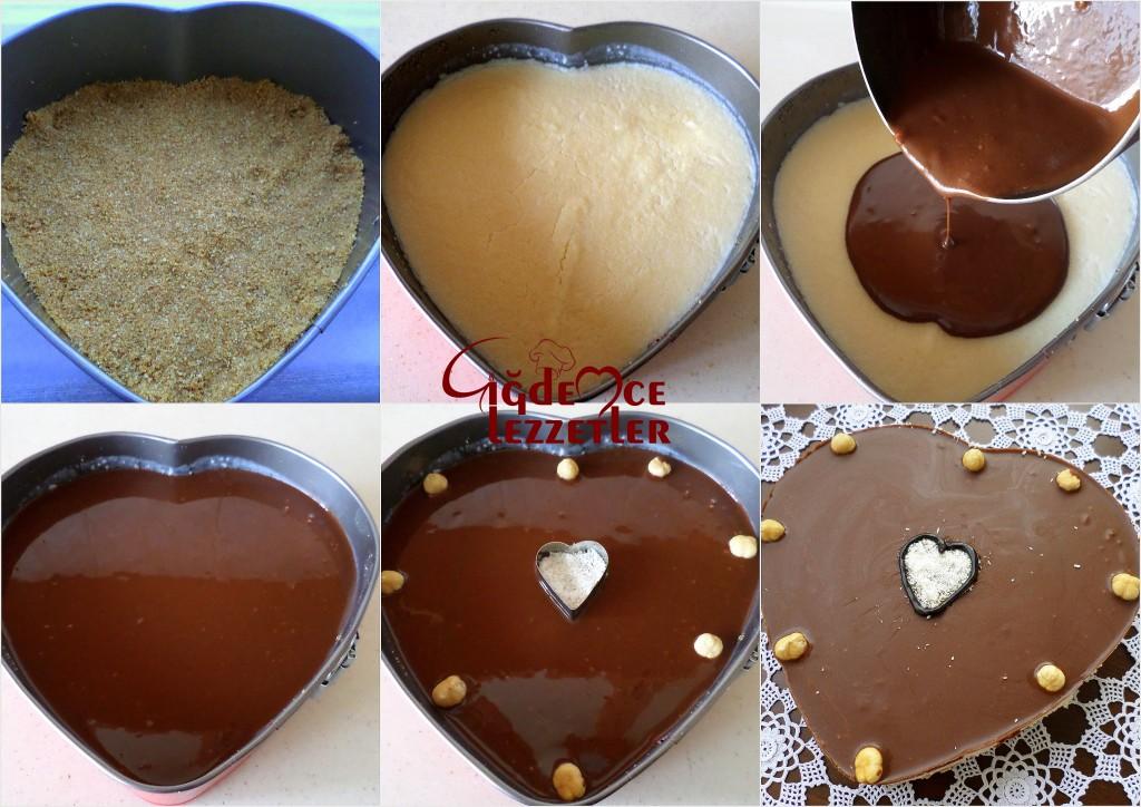 çikolatalı sütlü irmik tatlısı1