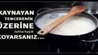 Mutfakta Yapılması Gereken Püf Noktalar