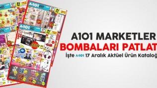 A101 17 Aralık Aktüel Ürün Kataloğu