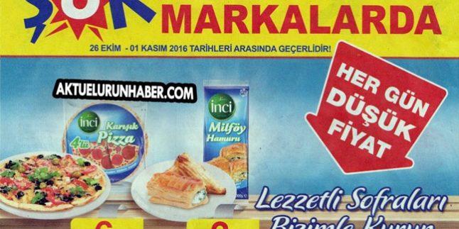 A101-Şok-Carrefoursa Haftasonu Aktüel Ürünler Kataloğu