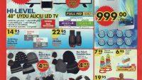 A101 Şok Bim Hakmar Aralık 2016 İndirimli Ürünler Broşürü