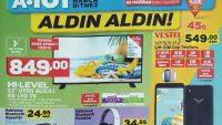 A101 Market 22 Haziran aktüel ürünler kataloğu